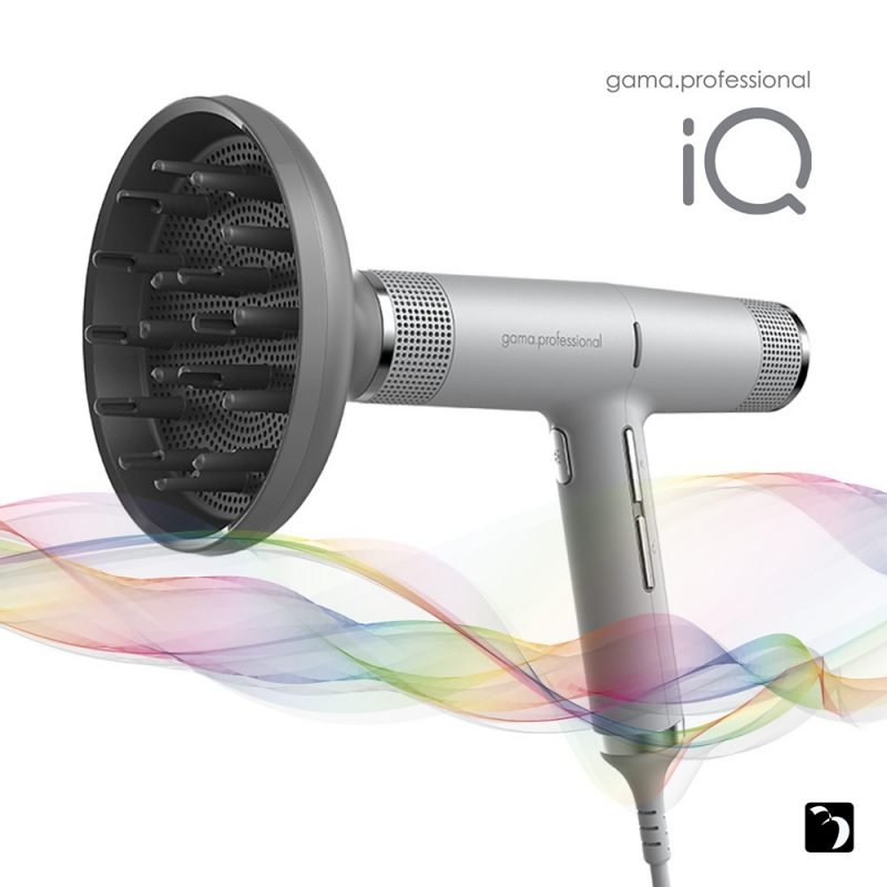 Asciugacapelli IQ Perfetto Phon Ga.Ma.