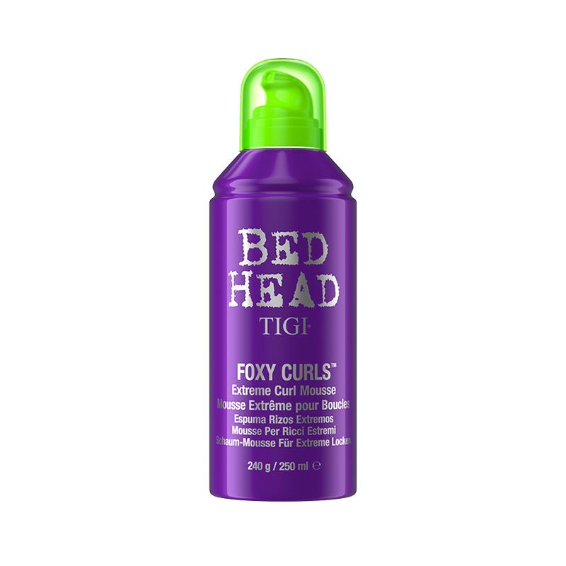 Tigi Bed Head Foxy Curls Extreme Curl Mousse 250ML